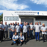 Fabrication Centre Team Frankfurt