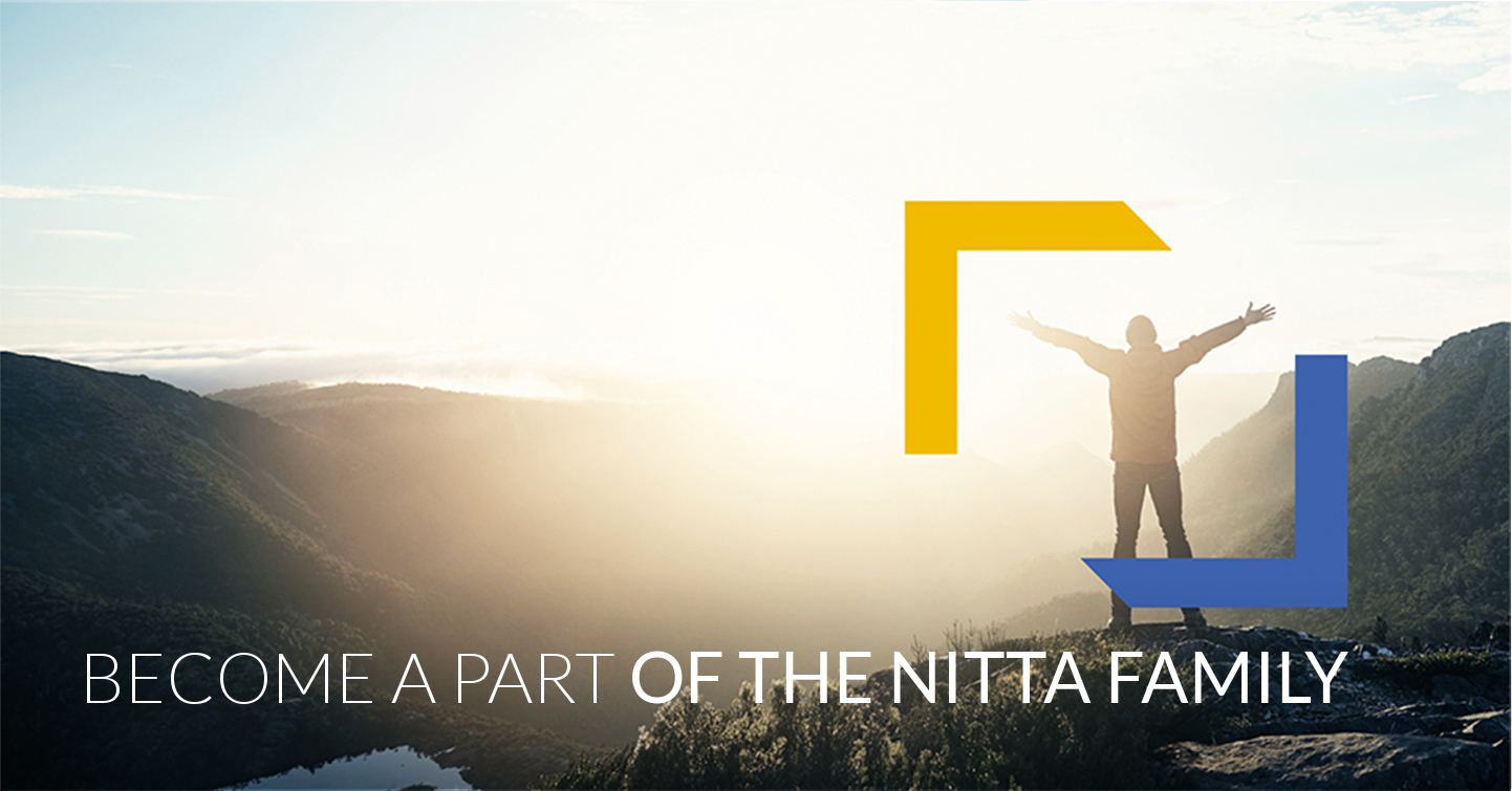 Become a part of the Nitta Family